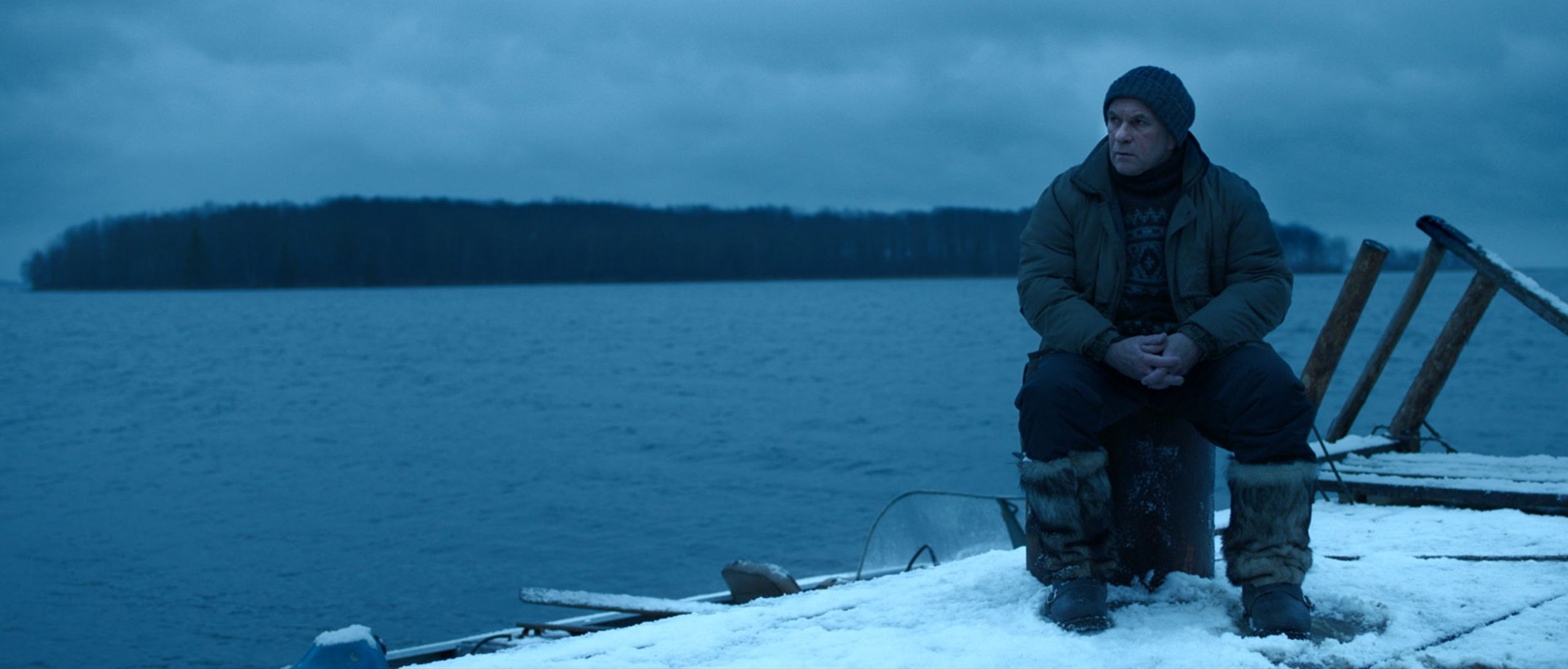 Alexey Guskov in Karelia