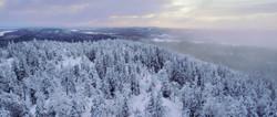 Aerial Shooting in Karelia