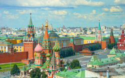 View on Red Square