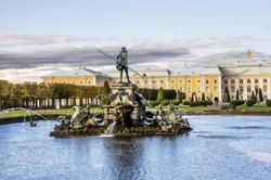 The Fountain of Neptune