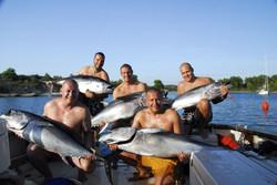 Rybolov Chorvatsko