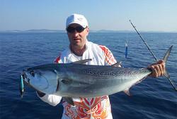 Rybolov Chorvatsko Murter