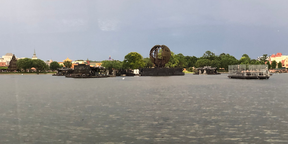 Naval lake Day