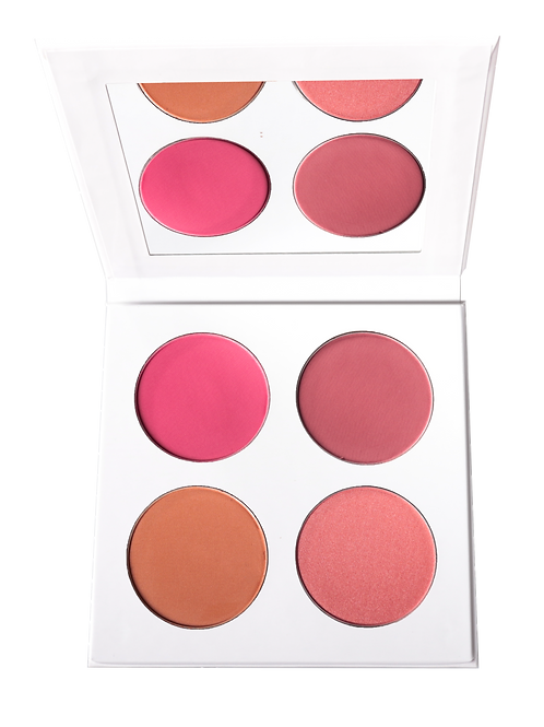 Flower Bomb Blush Palette