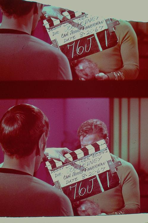 STAR TREK - 35MM Film Clips