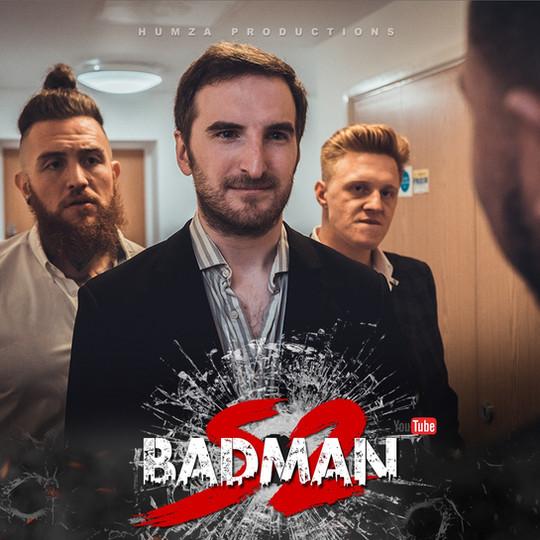 Bad Man - Poster