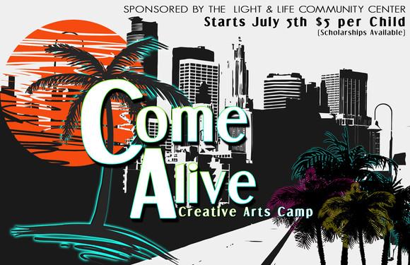Come Alive 3