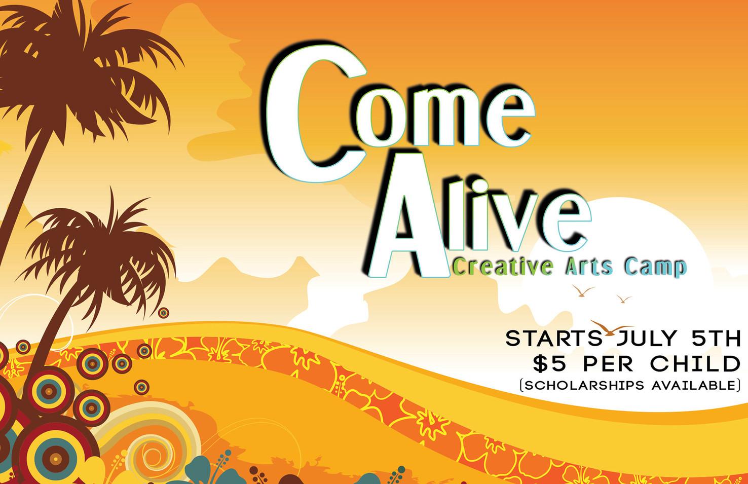 Come Alive 4