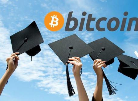 """A """"Bitcoin"""" online tanfolyamok iránti kereslet 300% -kal nőtt."""
