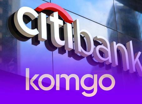 Citibank növelte érdekeit a Blockchain StartUp-ban
