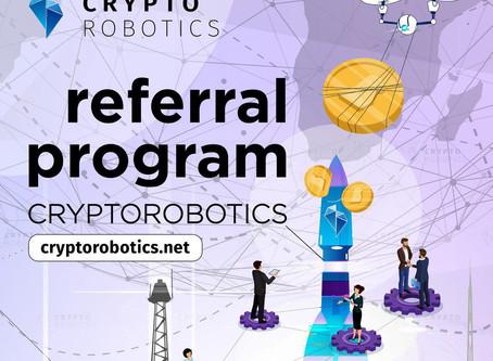 CryptoRobotics Ajánlói Program