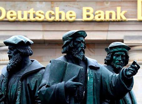 """Deutsche Bank: A Crypto-valuta - """"21. század készpénze"""""""