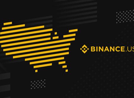 Binance  tőzsde új bejelentése