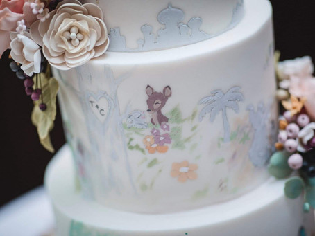 9 Mind Blowing Wedding Cake Trends for 2020