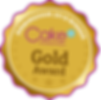 Gold Award Cake International November 2