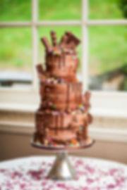 Chocolate Factory Loaded Drip Wedding Ca