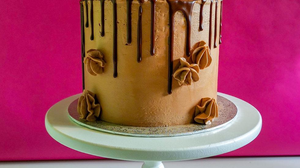 Cocoa Chanel Cake