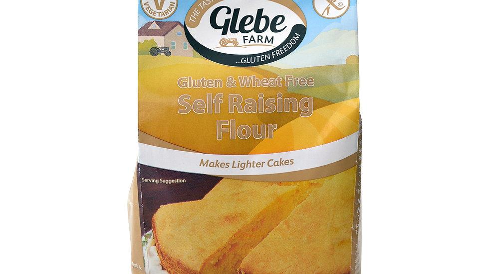 Glebe Farm Gluten Free Self Raising Flour 1kg