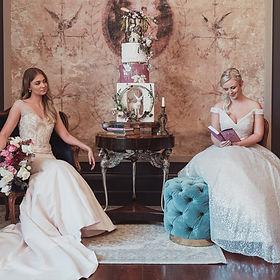 Woodland Wedding Cake - Thicket Priory