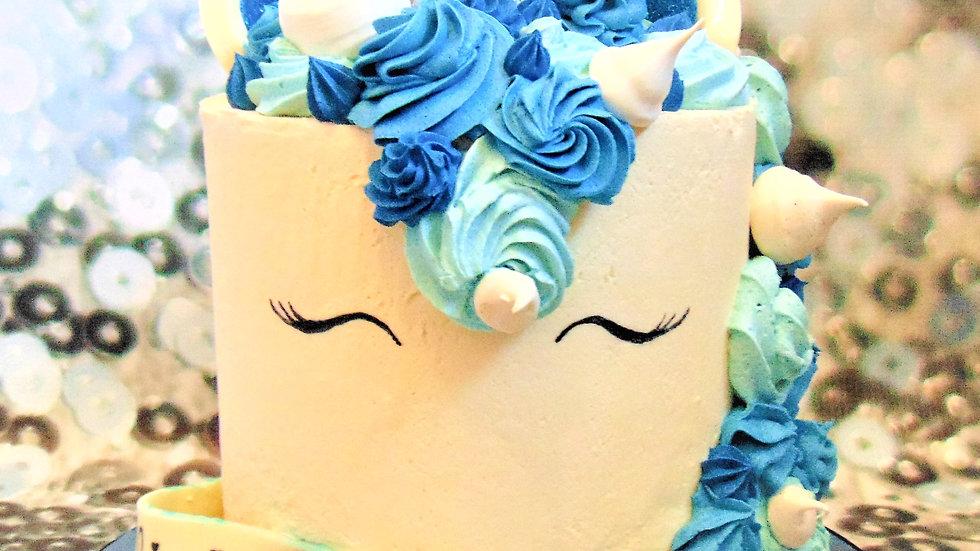 Vanilla Unicorn Cake