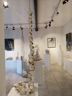 Bénédicte Vallet Galerie Florence B. Exposition 2020