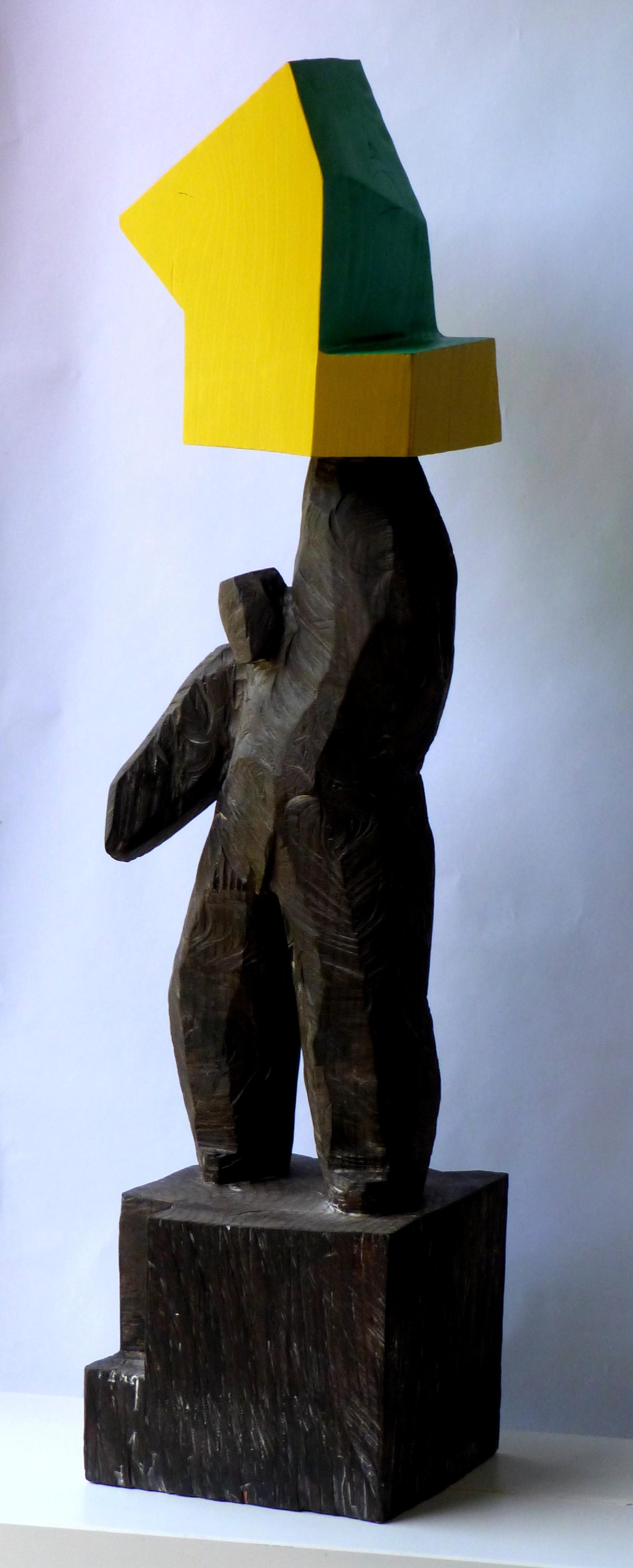 Pierre Marchand Sculpture Bois Expositio