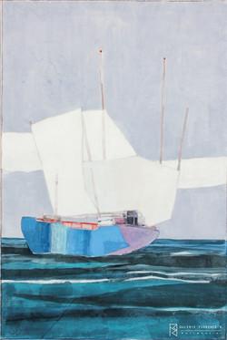 Stéphane Dauthuille Galerie Florence B. Noirmoutier Vendée 85330