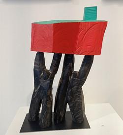 Pierre Marchand Galerie Florence B. Noirmoutier Exposition Sculptures