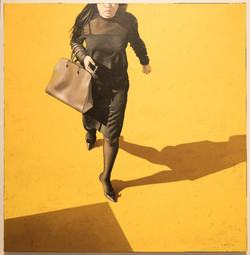 Cavin Marylin Galerie Florence B. Noirmoutier