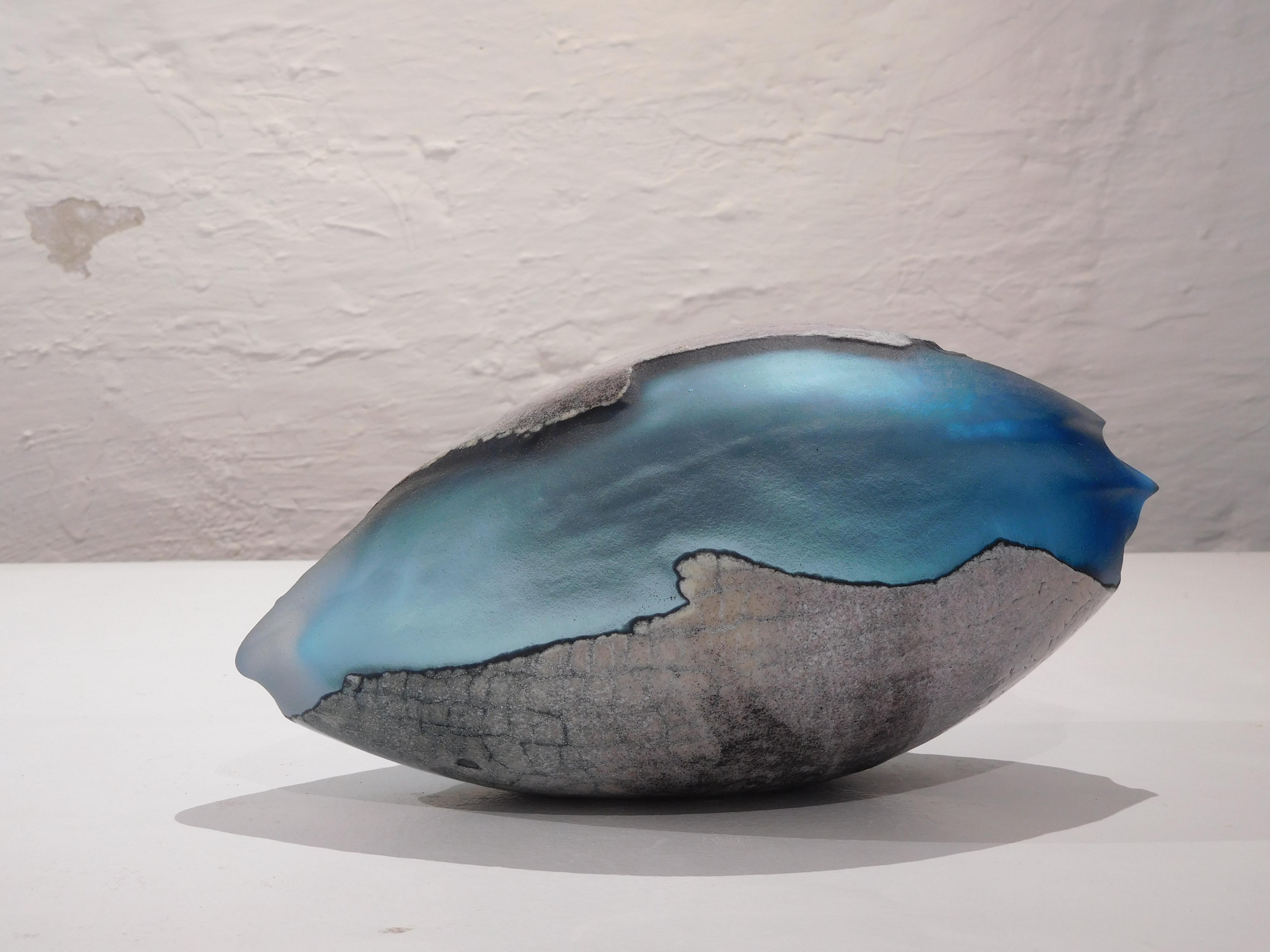 Pascal Lemoine Verre Exposition Galerie Florence B. Noirmoutier