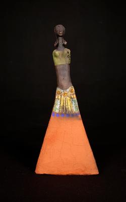Etiyé Dimma Poulsen Galerie Florence B.