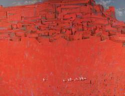 Laurent Hours Galerie Florence B. Noirmoutier