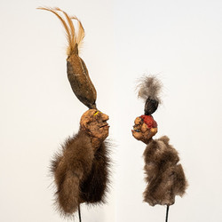 Gérard Cambon Sculpture Exposition Galerie Florence B. Noirmoutier Vendée 85330