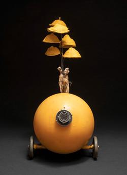 Gérard Cambon Sculpture Exposition Galerie Florence B. Noirmoutier