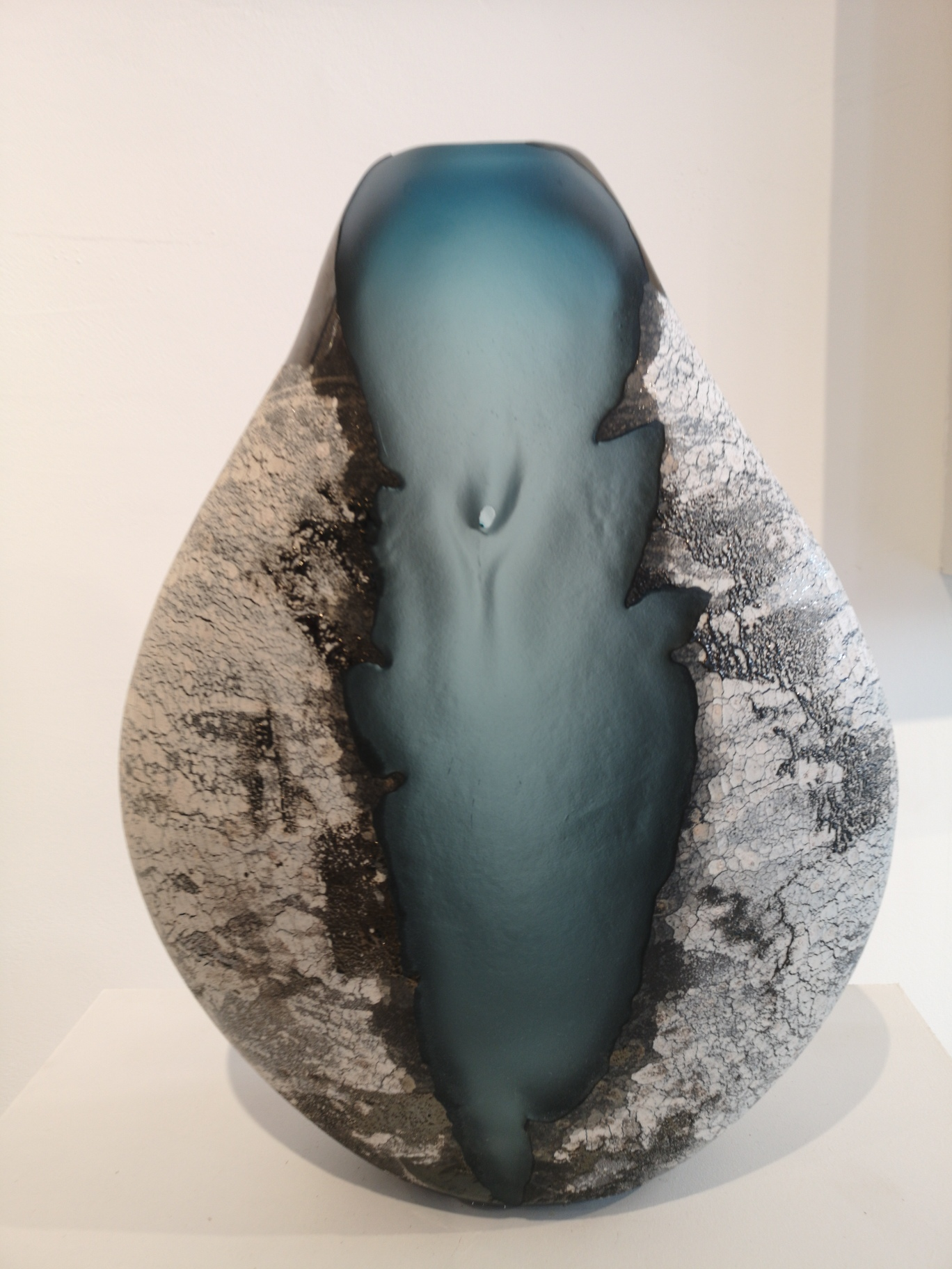 Pascal Lemoine Exposition Verre Galerie Florence B.