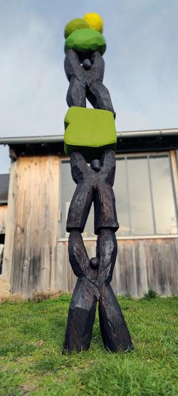 Pierre Marchand Galerie Florence B. Noirmoutier Sculptures Exposition 2021