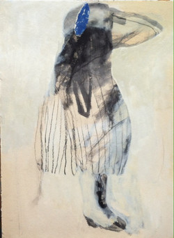 Catherine Seher Exposition Galerie Florence B. Noirmoutier Vendée