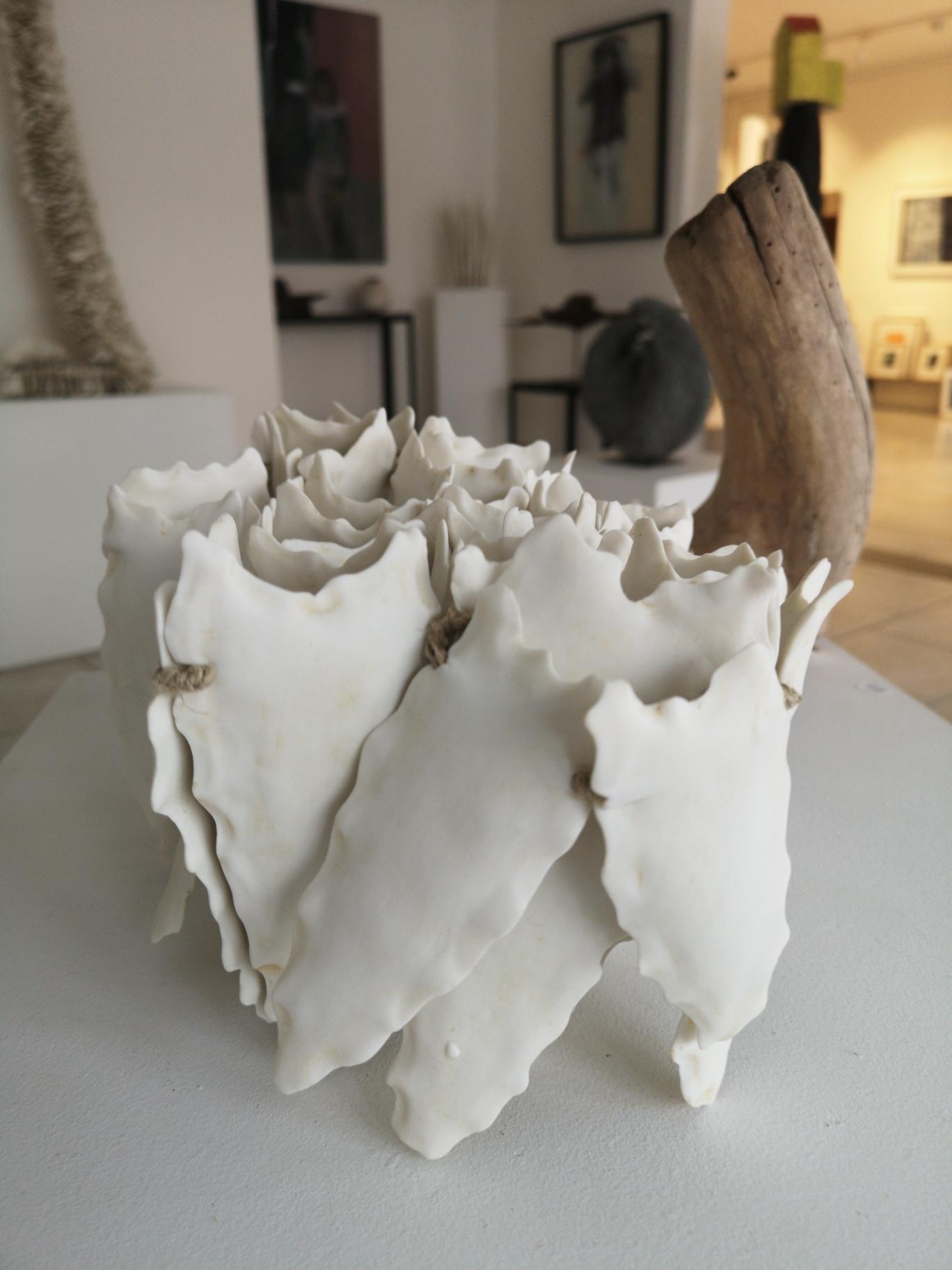 Bénédicte Vallet Sculptrice Céramique Porcelaine