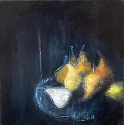 Christine Trouillet Peinture Exposition Galerie Florence B. Noirmoutier 85330 Vendée