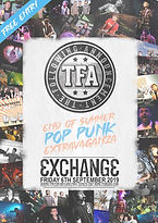The Following Announcement TFA Exchang Bristol Gig Tour Show