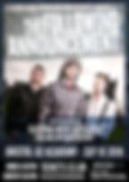 The Following Announcement TFA Bristol o2 Academy Gig Tour Show