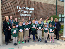 St Ed's Spring Term K-6th 2019