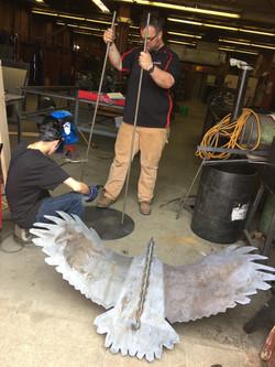 FDSH welding
