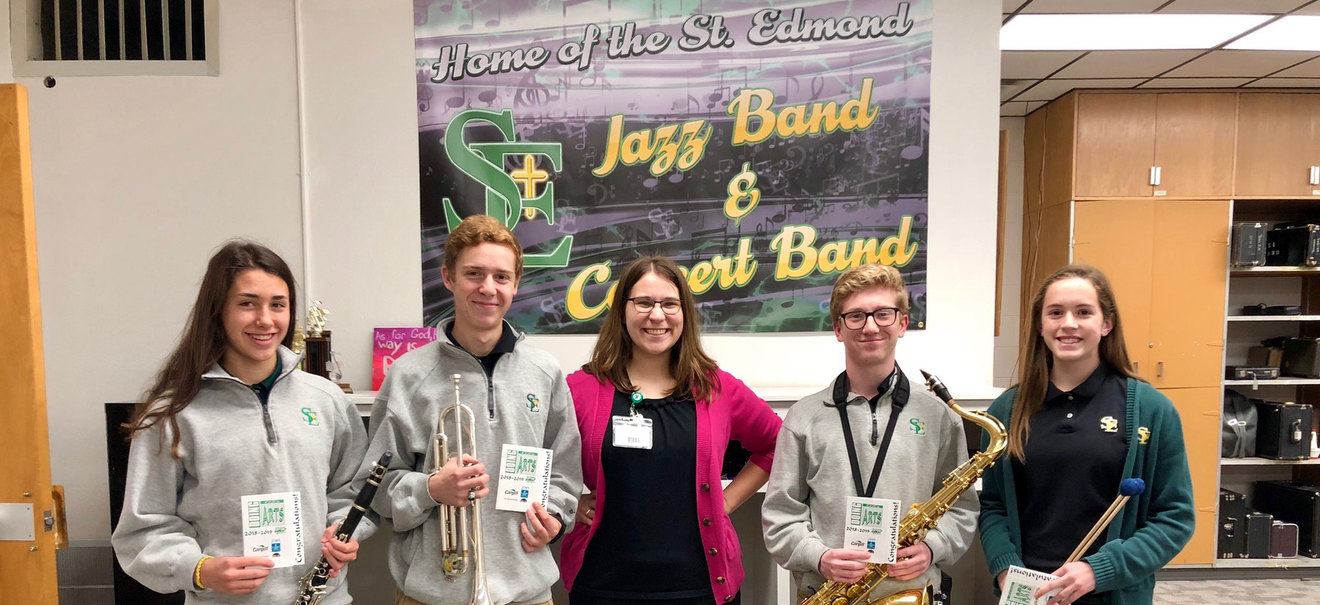 St Edmond Instrumental Dept