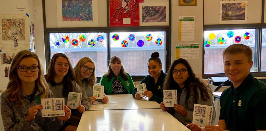 St Edmond Middle School Fall Term