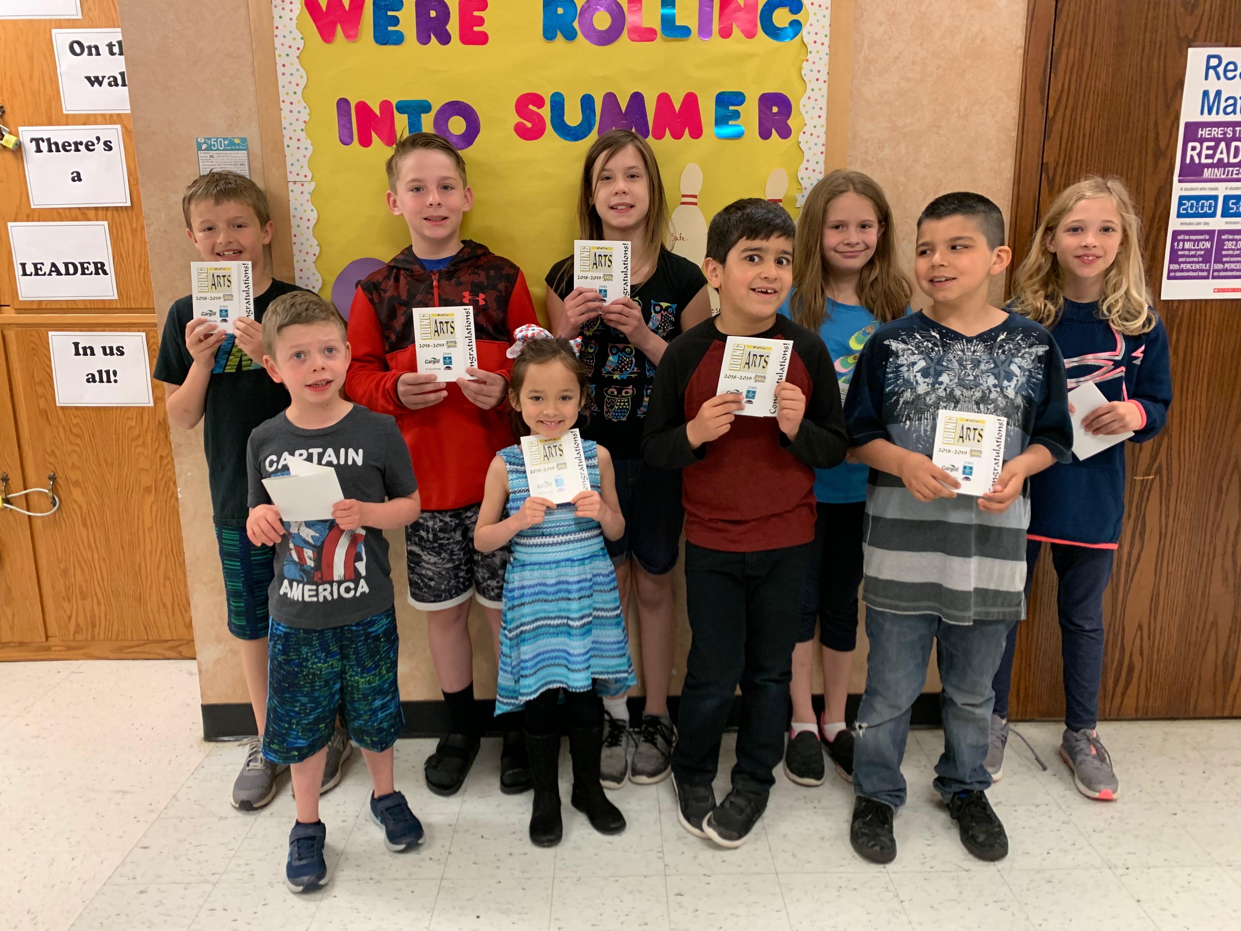 Cooper School Spring 2019