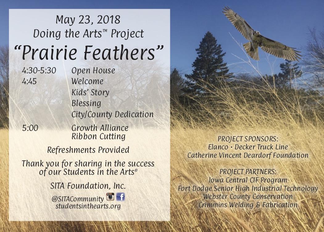 Prairie Feathers handout