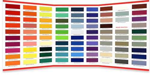 Ppg Auto Paint Color Chart