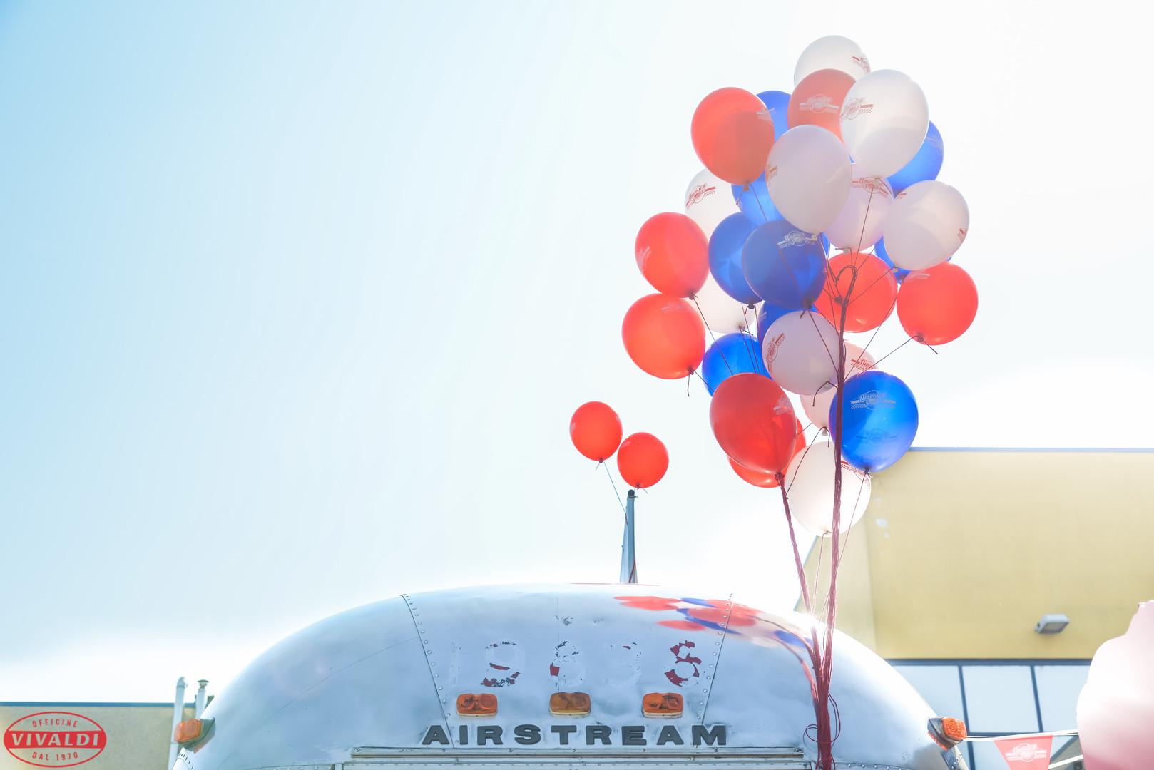 Airstream 29 feet noleggio by Officine V