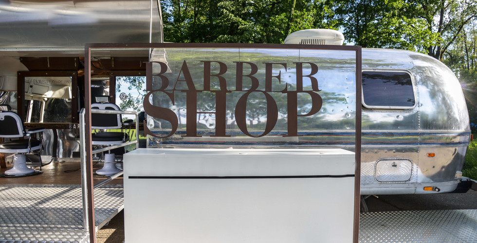 airstream rent italy by officine vivaldi barber shop